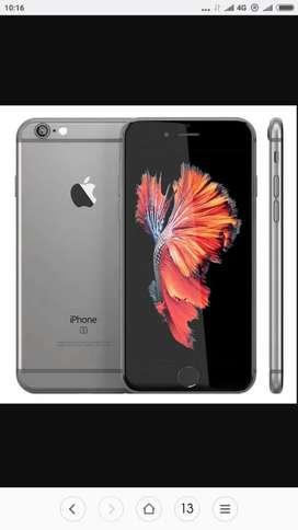 Apple Iphone 6S 128GB Gray New Promo