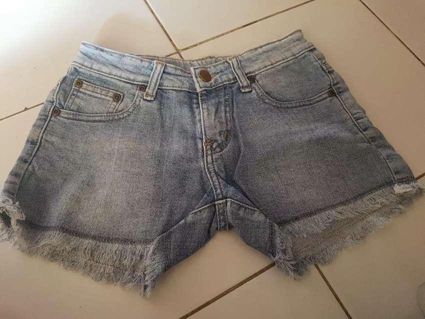 Celana jeans pendekmerk oneplus1 uk 12-13 th 0