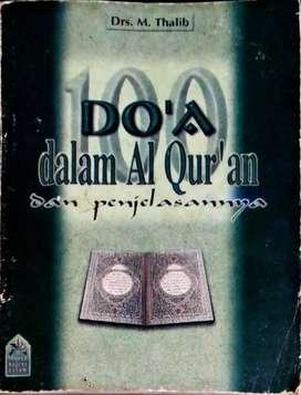 Buku doa dalam Alquran dan penjelasannya
