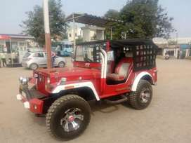 Jeep for rent