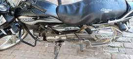 New condition slender bike