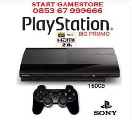 PS3 Super Slim HDD 160GB BIG PROMO