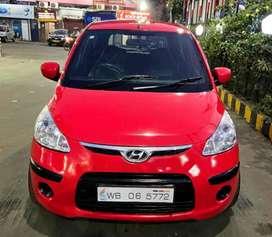 Hyundai I10 Sportz 1.1 iRDE2, 2008, Petrol