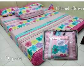BEDCOVER HOMEMADE GOOD QUALITY