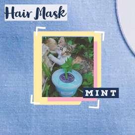 Hair Mask / Masker Rambut Mint