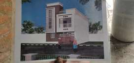Independent house at near Velammal school chennai