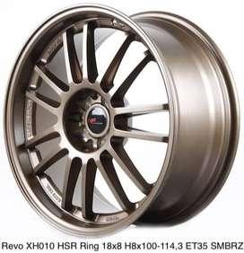 Velg Mobil Murah Ring 18 || Toyota Yaris, Mazda2, Suzuki Swift
