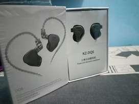 EARPHONE KZ DQ6