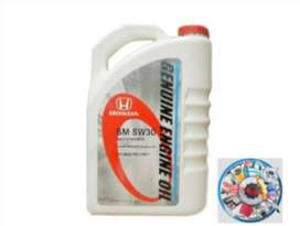 Honda genuine Engine oil 5W30 SM 3.7L