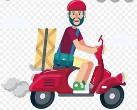 Cari kurir motor area surabaya raya