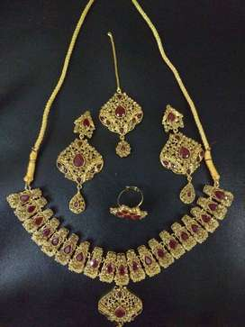 Ladies artificial jewelry sets