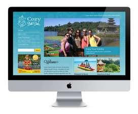 Jasa Pembuat Website Landing Page Prefesional Murah (Paket Lite)