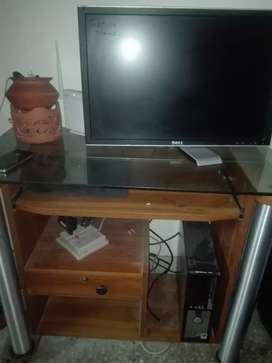 Best offer full Computer with Computer Trolley