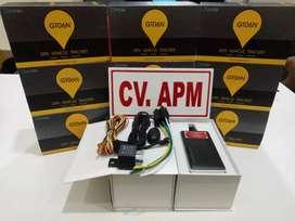 Distributor GPS TRACKER gt06n pengaman taxi online/mobil rental+server