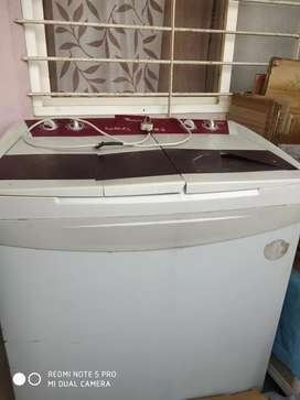 Whirlpool Washing Machine of 7.2kgs, Semi Automatic