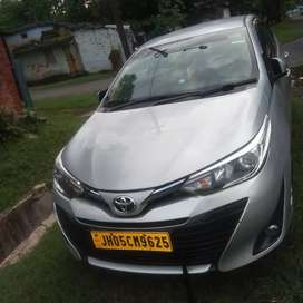 Toyota Yaris 2019 Petrol Well Maintained