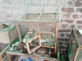Old cage for sale