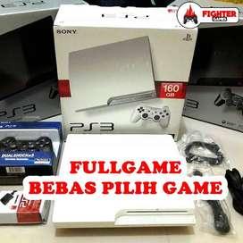 PS3 SLIM 160GB Free GAMES