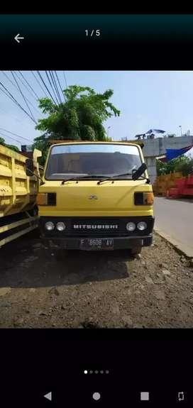 Mitsubishi double colt diesel (Truck)