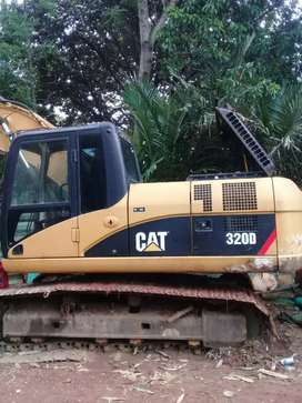 Caterpillar CAT320D 2011