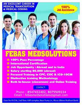 Medical Transcription/Medical Coding/CPC Training