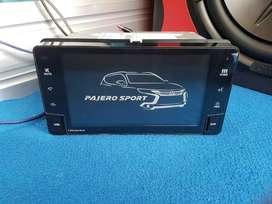 Headunit Ori Pajero Sport 2019 mirrorlink