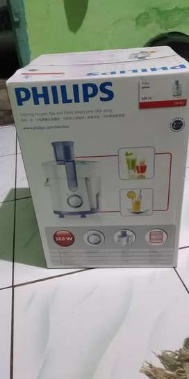 Dijual juice Philips kondisi baru