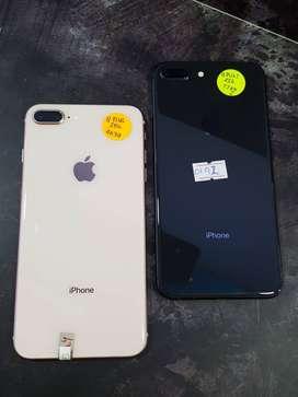 Iphone 8 plus 256 gb Ori Inter Normal Bergaransi!!