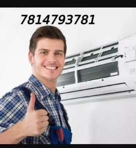 AC Services Repair Sector 44 Chandigarh Bansal AC