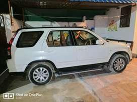 Honda cr-v automatic gear transmission car is good condition