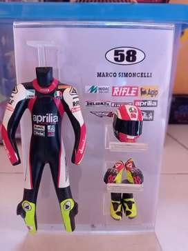 Werpack Accessories diecast MotoGP skala 12