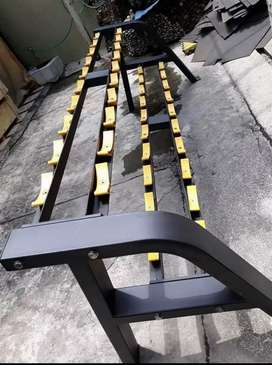 Imported desing dumble stand