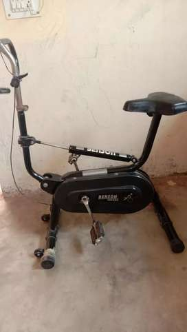 Benson exercise cycle in good condition
