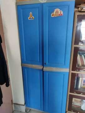Nilkamal 6ft height cupboard