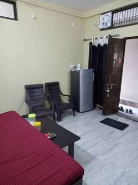 1bhk Furnished attheched washroom furnished for rent