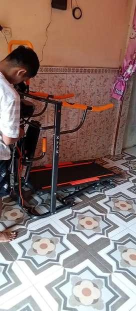 Treadmill manual hanata no.6