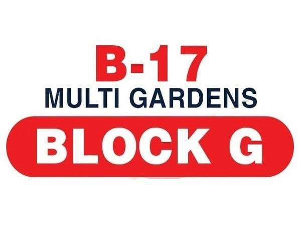 Plots available in  and B-17 Multi Garden Islamabad 0