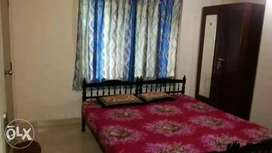 Furnished one BHK flat for rent at Lissie junction Ernakulam