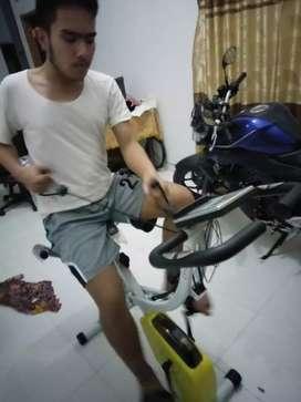 X-bike dengan exercise , bukittinggi dengan sekitar nya , bisa cod