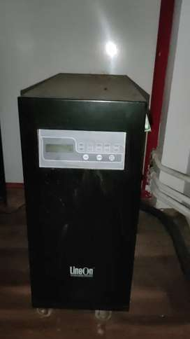 Ups And batteries in good condition