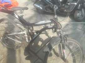 Hercules cycle 18 gear shockup