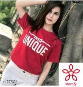 Diva Voguish Cotton Printed T-Shirts