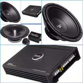Audio paket free pasang peerless suara mantap