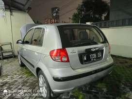 Hyundai Getz GL 1.3 tahun 2004
