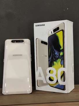 Samsung A80 Ram 8 internal 128 GB Super fast charging