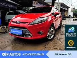 [OLX Autos] Ford Fiesta 2011 Sport 1.6 Bensin A/T Merah #Farhana Auto