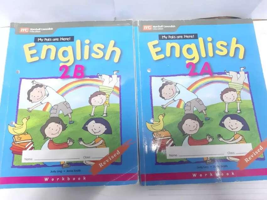 Buku Pelajaran SD 0