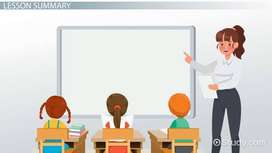 i teach english medium students from class 1 to 8...