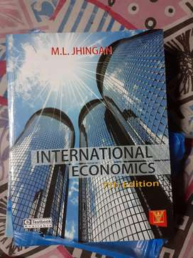 Upsc book optional Economic subject