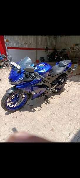 Yamaha R15 V3 2020 BS6 ABS